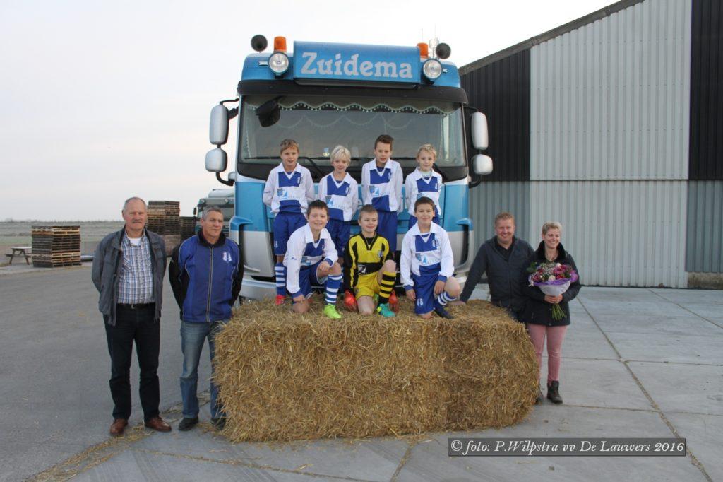 E2 7-tal - Sponsor Zuidema Agrotrans Munnekezijl
