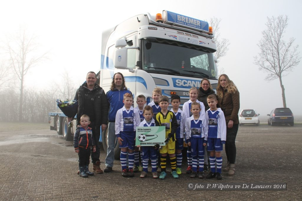 F1 - Sponsor Bremer Transport Burum