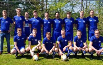 VV de Lauwers speelt 1e wedstrijd voor promotie