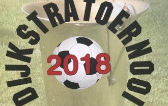 Dijkstra Toernooi 2018 op 15 en 16 juni