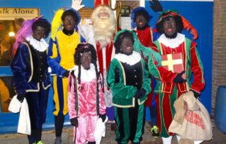 Zeer geslaagd Sinterklaasfeest op Sportcomplex 't Meertenust