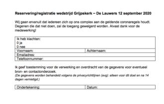 Bezoeker bij VV Grijpskerk 1 – De Lauwers 1?