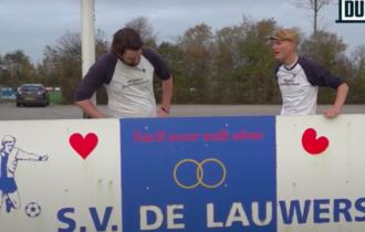 VIDEO: Sport noord // Dug Out op bezoek in de kantine