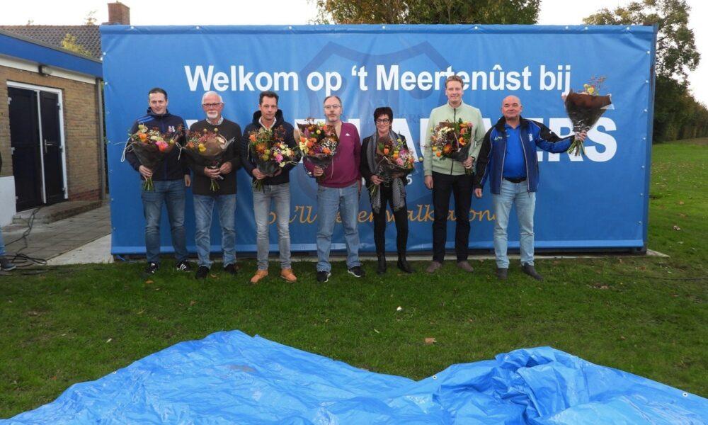 Een dag met een gouden rand voor VV de Lauwers